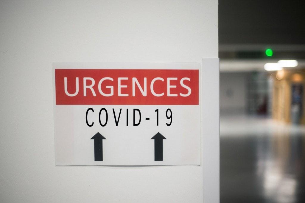 parcours patient covid-19 urgences